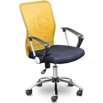 Офисное кресло EChair-203 ткань/сетка