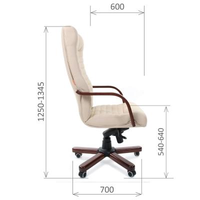 Кресло руководителя CH 480 WD экопремиум