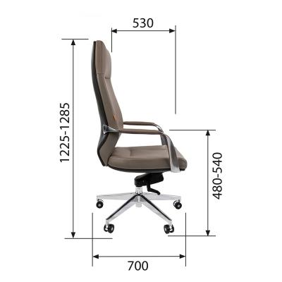 Кресло руководителя Chairman CH 920 кожа
