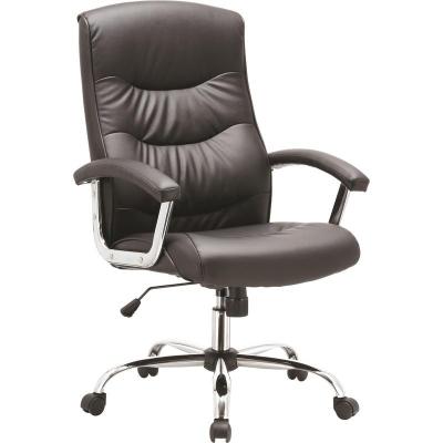 Кресло руководителя EChair-550 TR рециклированная кожа