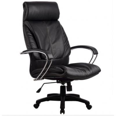 Кресло руководителя Metta LK-13 PL кожа перфорированная