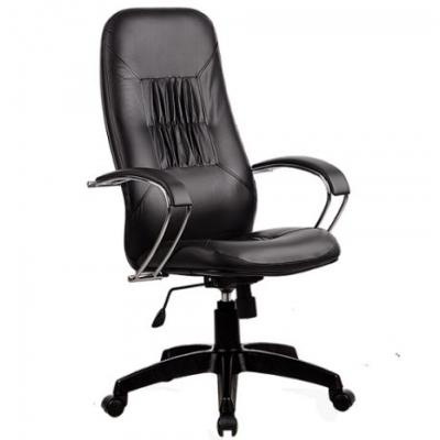 Кресло руководителя Metta BP-6 Pl экокожа перфор.