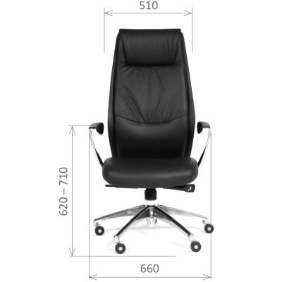 Кресло руководителя Chairman Vista экокожа