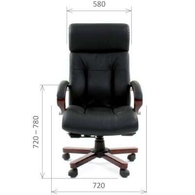 Кресло руководителя Chairman CH 421 кожа