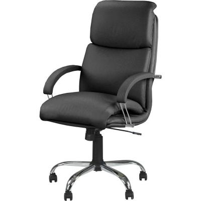 Кресло руководителя EChair Nadir Steel Chrom