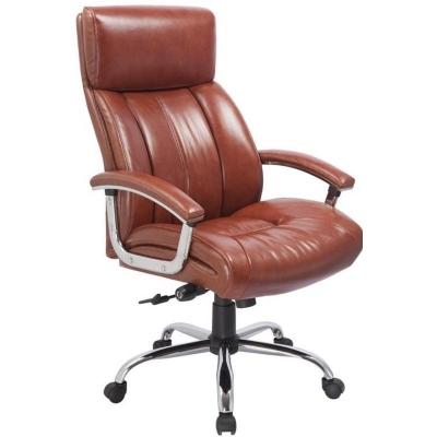 Кресло руководителя EChair-CS-8822E-1 кожа