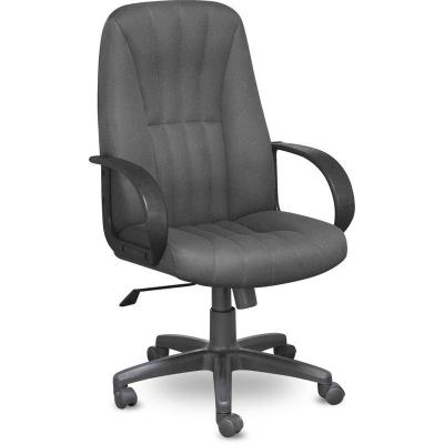 Кресло руководителя EChair 624 TTW синее (ткань/пластик)