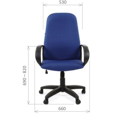 Кресло руководителя Chairman CH 279 ткань jp