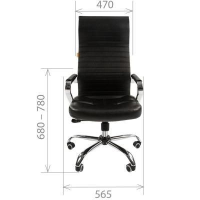 Кресло руководителя Chairman CH 700 экокожа