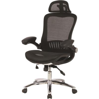 Кресло руководителя Echair 552 сетка/ткань