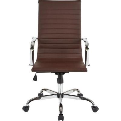 Кресло руководителя EChair 707 иск. кожа