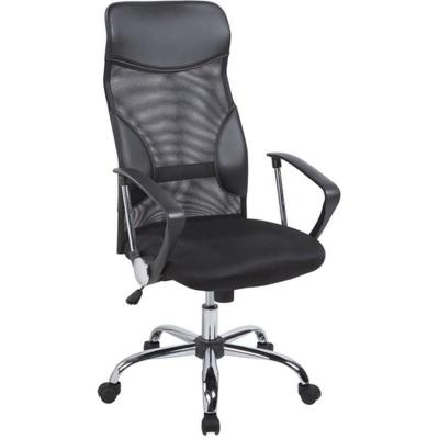Кресло руководителя  EChair 506 TPU иск. кожа/сетка