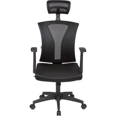 Кресло руководителя  EChair 649 TTW  ткань/сетка