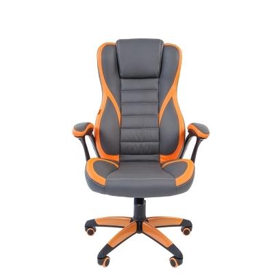 Геймерское кресло CHAIRMAN GAME 22 экокожа