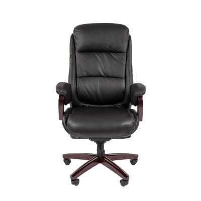 Кресло руководителя Chairman CH 404 натуральная кожа