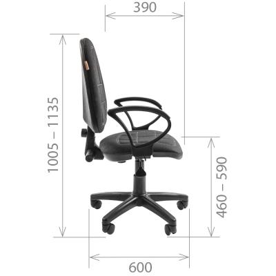 Офисное кресло Chairman Престиж Эрго (205)