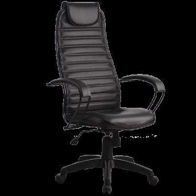 Кресло руководителя Metta BP-5 Pl экокожа перфор.