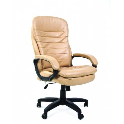 Кресло руководителя Chairman CH 795 LT экокожа
