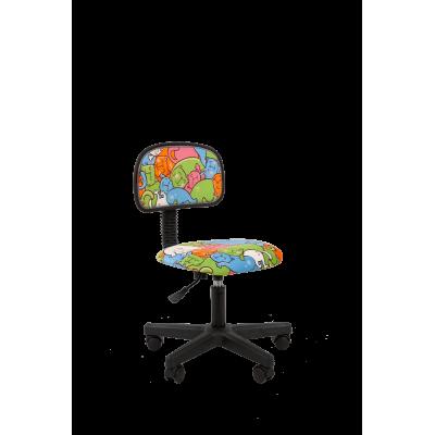 Кресло детское KIDS 101 черный пластик