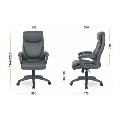Кресло руководителя ВЕСТА М-703