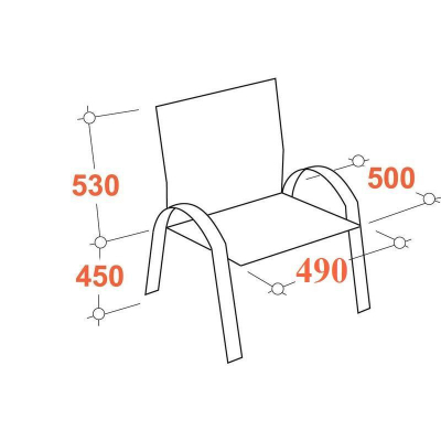 Конференц-кресло Easy Chair 806