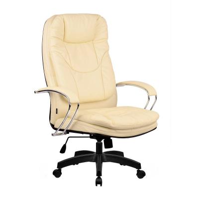 Кресло руководителя Metta LK-11 PL кожа перфорированная