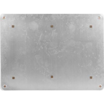 Доска стеклянная 120x180 см магнитно-маркерная Attache белая