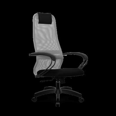 Кресло руководителя Metta SU-BP-8 PL ткань-сетка