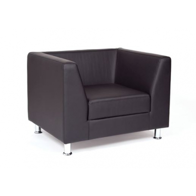 Кресло ДЕРБИ натуральная кожа