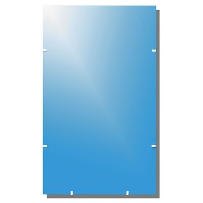 Зеркало настенное Классик-1 прямоугольное