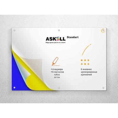Доска стеклянная 60х90 Askell Standart