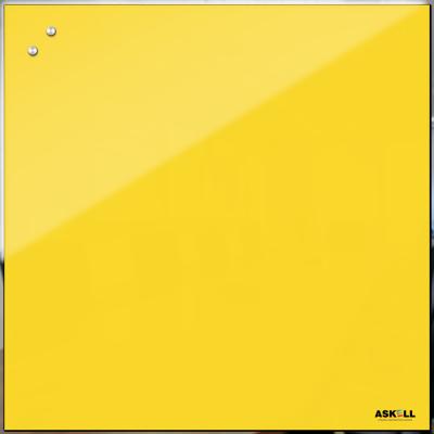 Доска стеклянная 35х35 Askell Lux