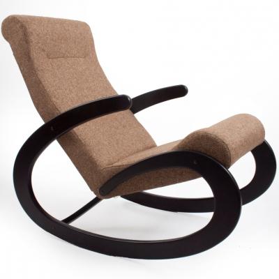 Кресло-качалка, модель 1, ткань