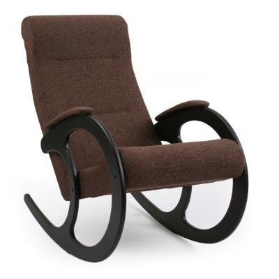 Кресло-качалка, модель 3, ткань
