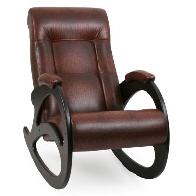 Кресло-качалка, модель 4, без лозы