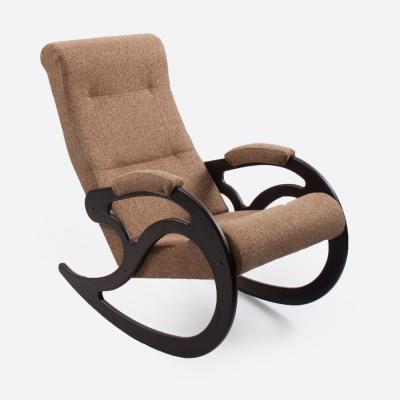 Кресло-качалка, модель 5, ткань