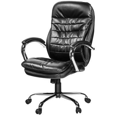 Кресло из рециклированной кожи